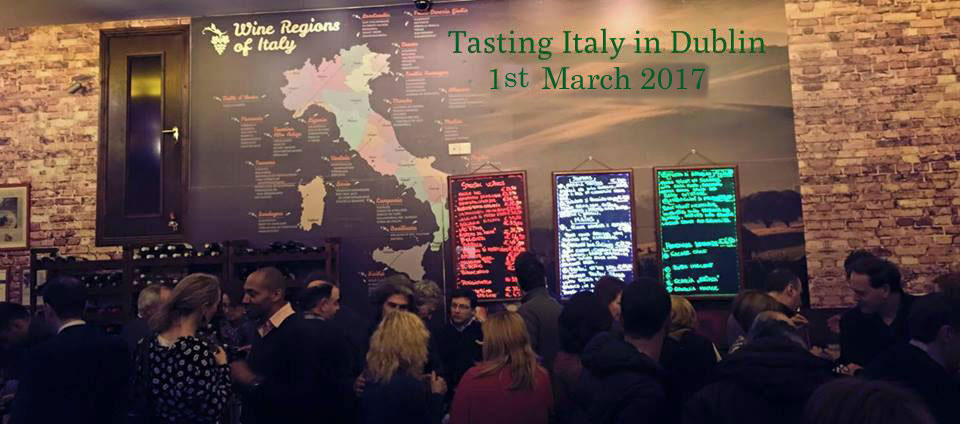(Italiano) Tasting Italy in Dublin – 12th Edition