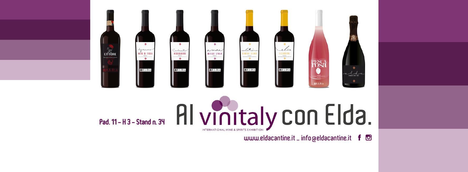 (Italiano) Al Vinitaly con Elda.