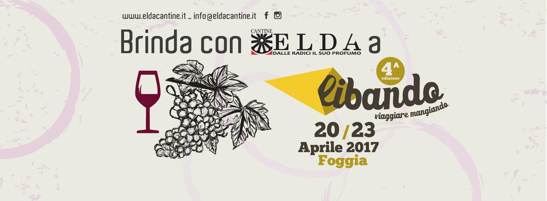 """(Italiano) Inaugurazione ufficiale della 4^ edizione di """"Libando, viaggiare mangiando"""""""
