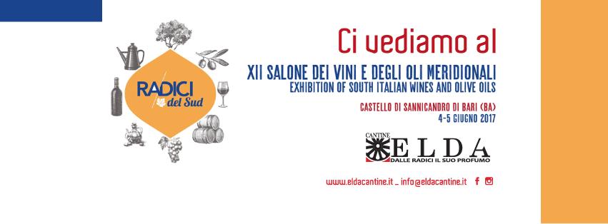 """(Italiano) Elda Cantine partecipa per la prima volta a """"Radici del Sud"""""""